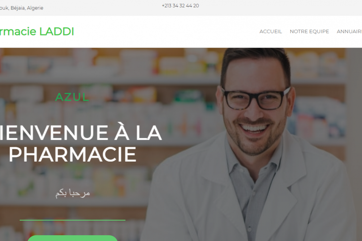 pharmacie LADDI